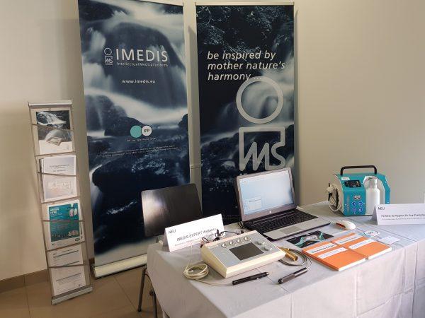 IPP-IMEDIS Ausstellungsstand - TAO Kongress 2020